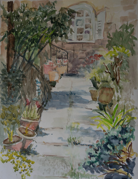 Lilly Zohary Paintings June 2014