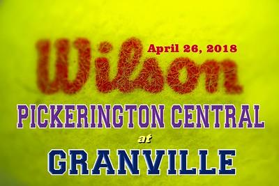 2018 Pickerington Central at Granville (04-26-18)