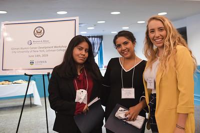 LS 142-2019 Gilman Alumni Career Development Workshop
