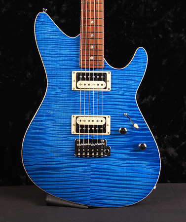 TurboJet, Electric Blue, HH Pickups