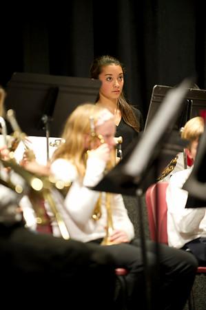 Pierson Middle School Winter Concert 2010