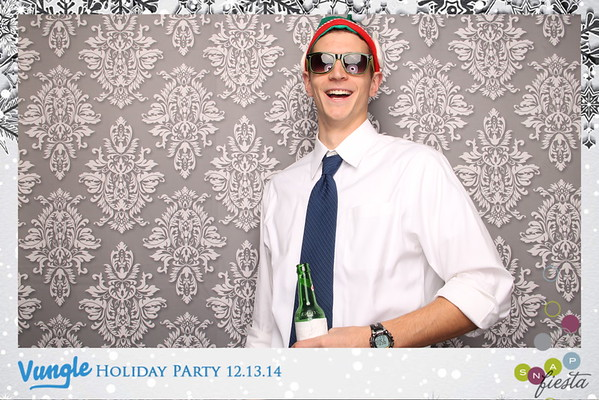 Vungle's Holiday Party 12.13.14