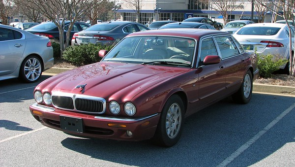 March 20, 2010:  Trading the '98 Jag for an '04 Jag .  .  .
