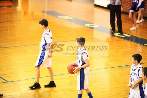 2011 CCMS 7th 8th vs Webster Co