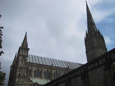 2001/06 - Salisbury Cathedral