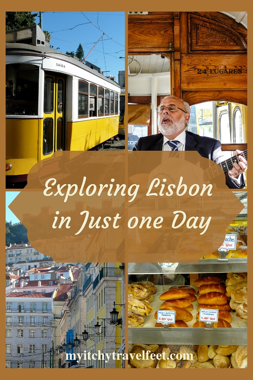 Exploring Lisbon in a day. Tips for a 4-hour cruise excursion in Lisbon, Portugal.