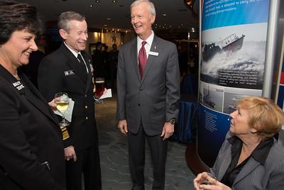 """Navy Memorial - """"American Sniper"""" Red Carpet Screening"""