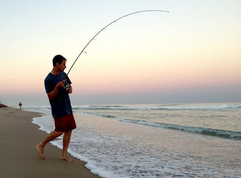 November bluefishing