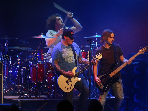 Black Stone Cherry - 2012 * click to view gallery