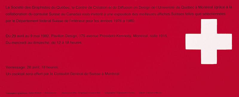 Les meilleurs affiches suisses_ 8182