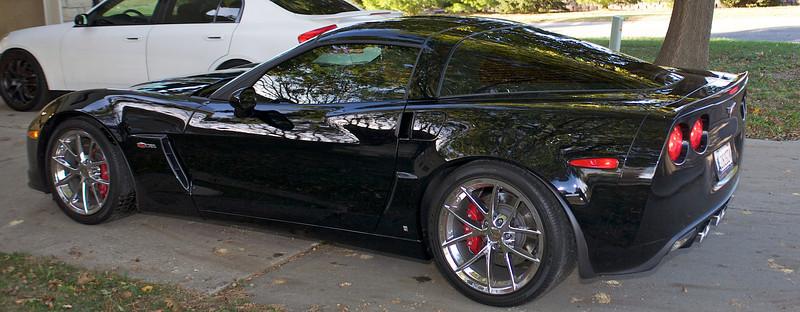 2013 Chevy Corvette Window Tint