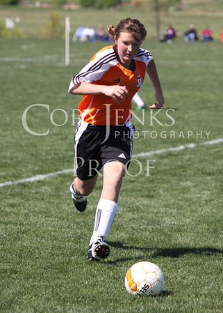 WAFC U13G Copa Spring 2012