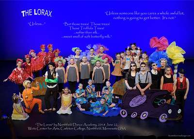 The Lorax, 2018 June