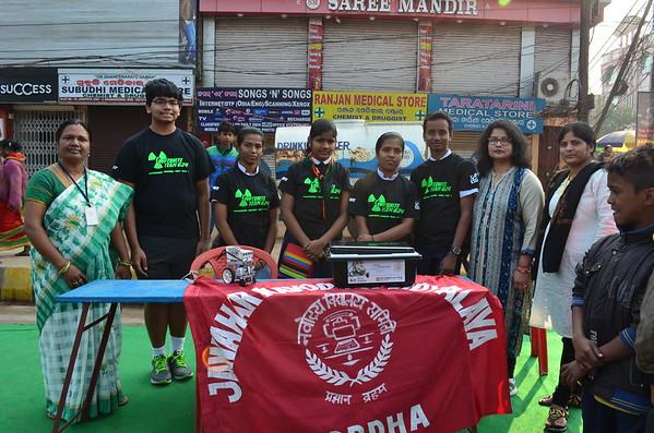 Robotics In India December 2016