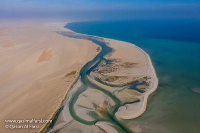 Oman Aerial stock photos