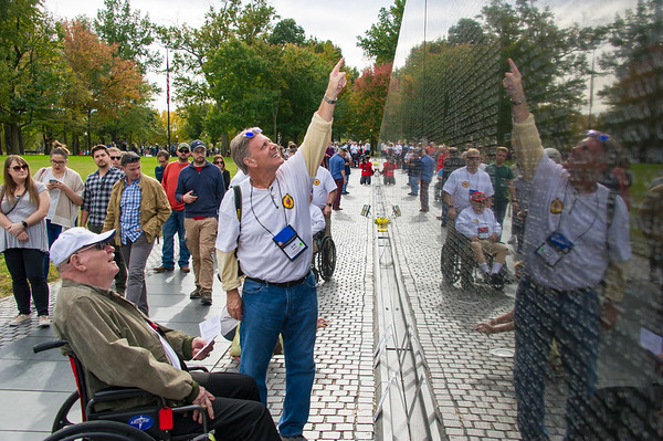 12. Vietnam War Memorial