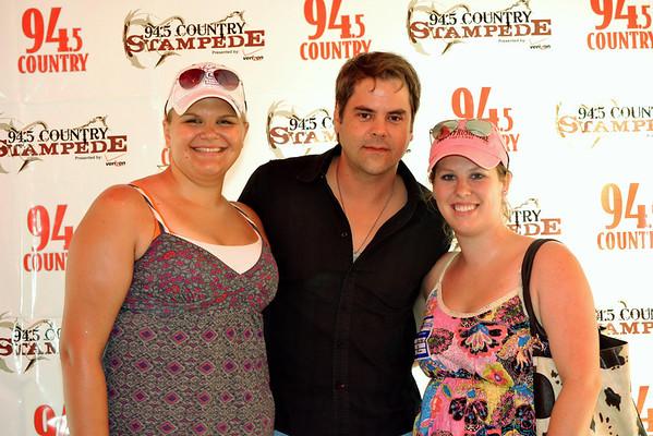 Steve Holy - Meet & Greet 2012