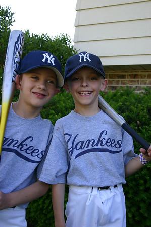 2005 May Wil and Sam Baseball