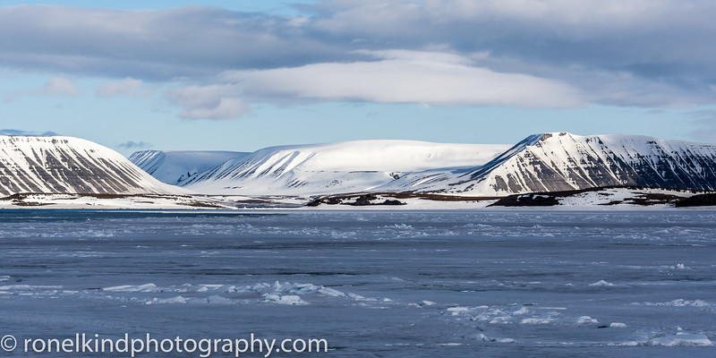 The Islands of Svalbard