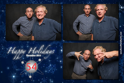 2014 - Network 54 Holiday