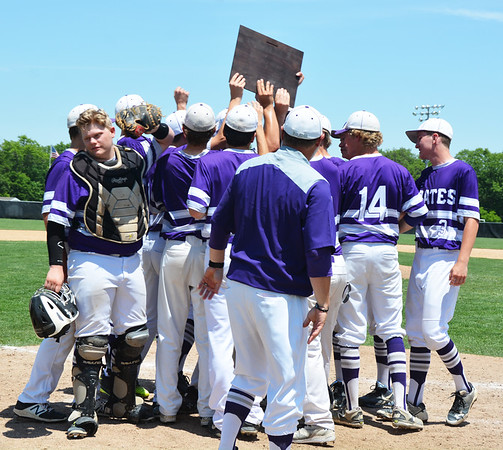 Valmeyer 2017 Baseball Sectional