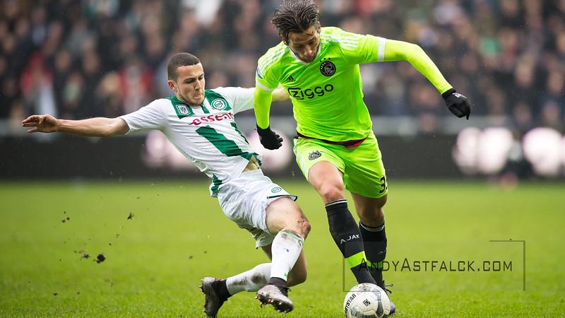2016 February 14 - Groningen Vs Ajax