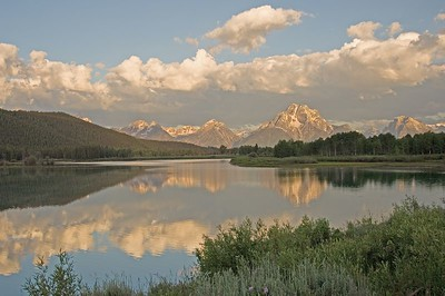 Grand Teton and Yellowstone National Parks -- June - July 2--5