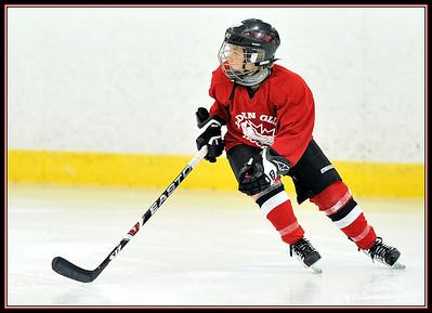 Golden Glide Hockey Camp - Mar 09