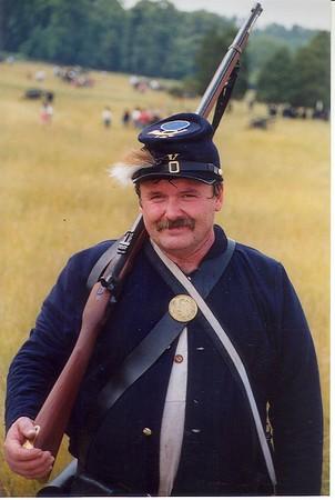 Gettysburg, Virginia, July 4, 1998