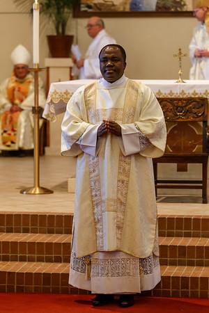 2016 - Deacon Oscar Kofi-Amo Diaconate Ordination