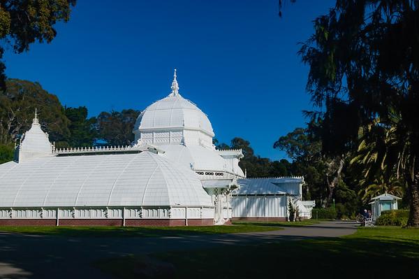 Hall of Flowers - Golden Gate Park
