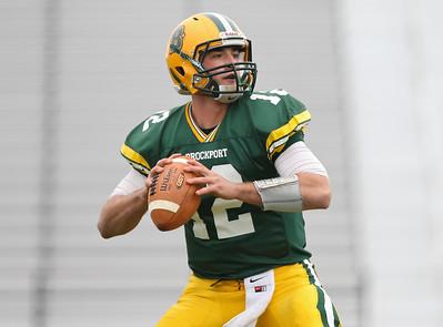 Brockport Golden Eagles v. Morrisville State Mustangs 11-10-12