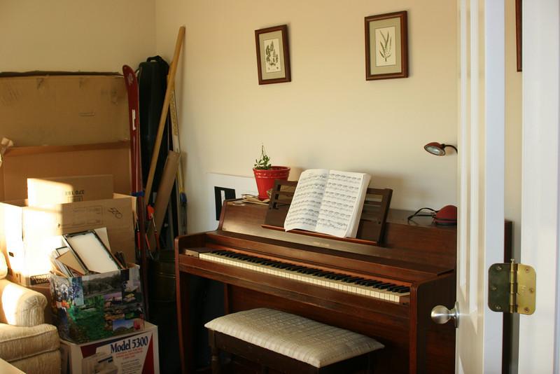 Anne's apartment