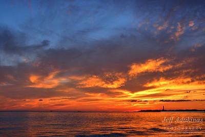 Sunrise / Sunset