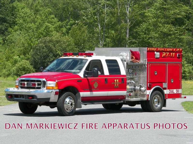 MARY-D FIRE CO.
