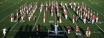 9-11 vs Roosevelt - Band