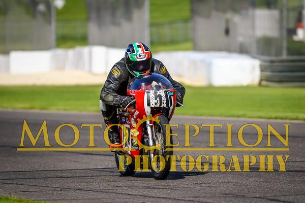 Race 12 - Ravens V2, 500 GP