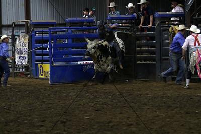 Friday Bull Riding 2015