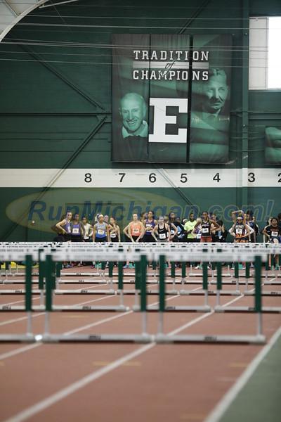 Day One - 60 Hurdle Semis GIRLS