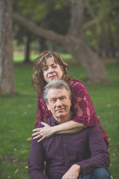 Mark and Debra