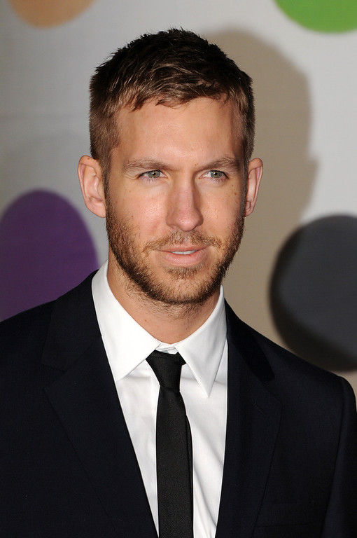 . Calvin Harris attends the Brit Awards 2013 at the 02 Arena on February 20, 2013 in London, England.  (Photo by Eamonn McCormack/Getty Images)