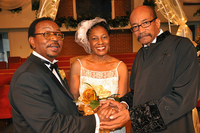 Selester & Inez Daniels Wedding Oct 9, 2010
