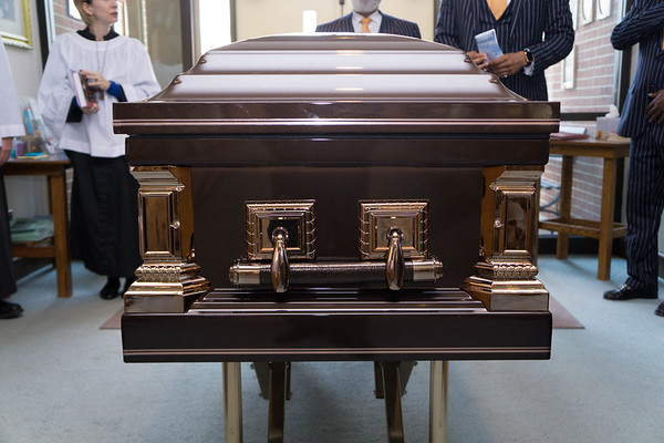 Reuben Simmons Funeral