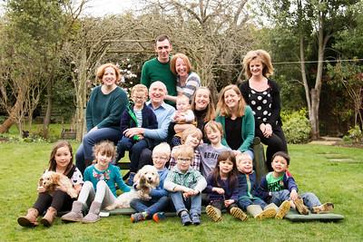 Rosedale - Family shoot Easter 2015