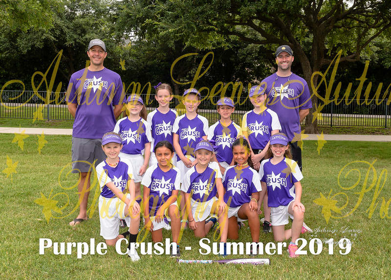 20190615 - # T1 2G Purple Crush