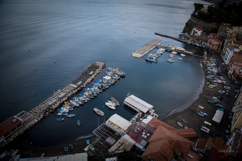 Almafi Coast, Sorrento