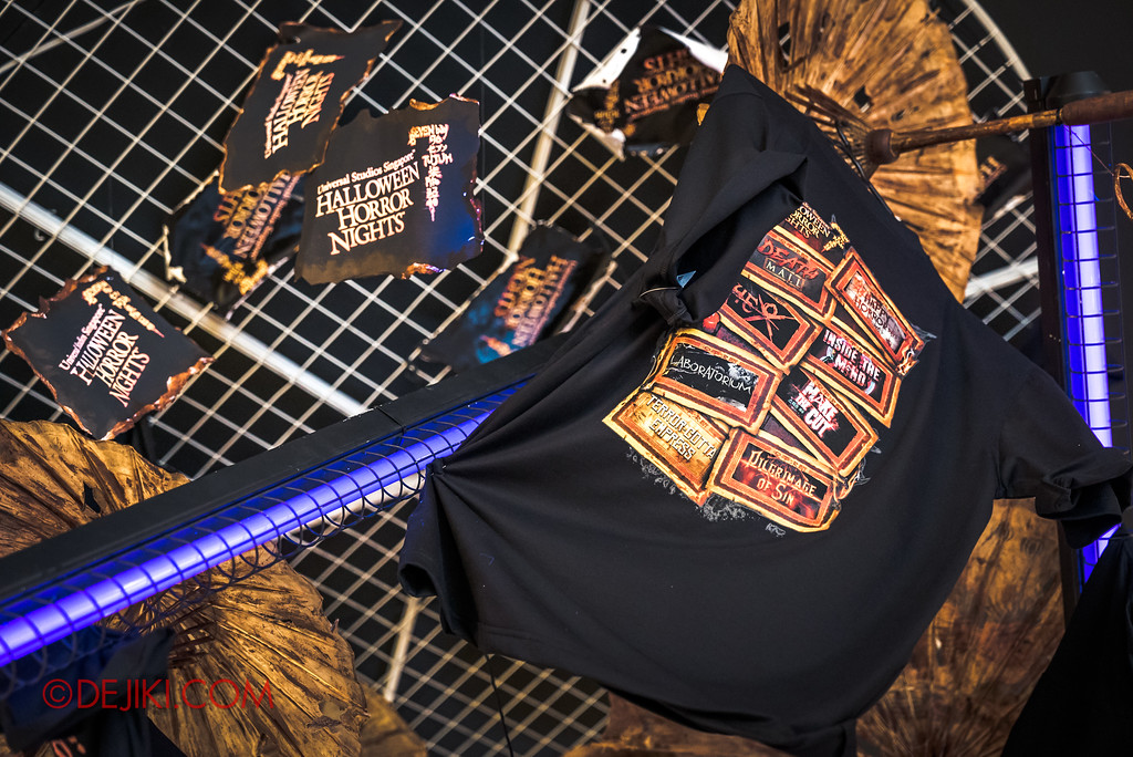 Halloween Horror Nights 7 Survival Guide - HHN7 T-Shirt