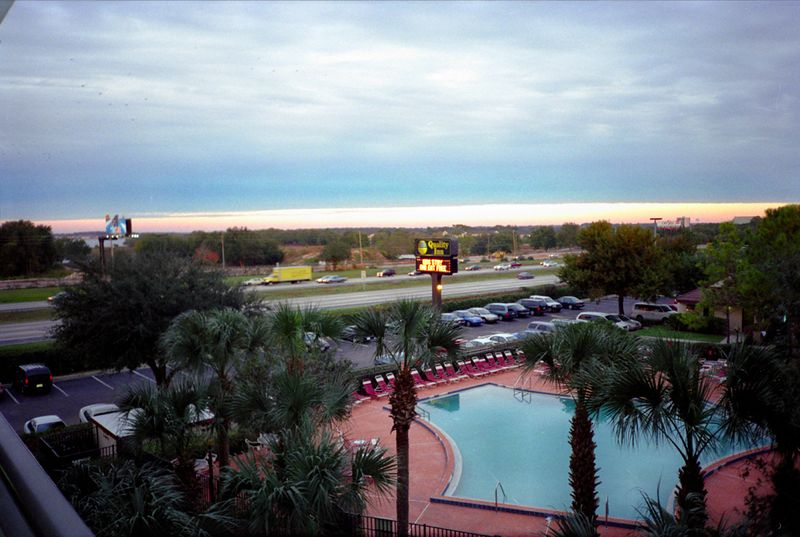 Quality Inn hotel