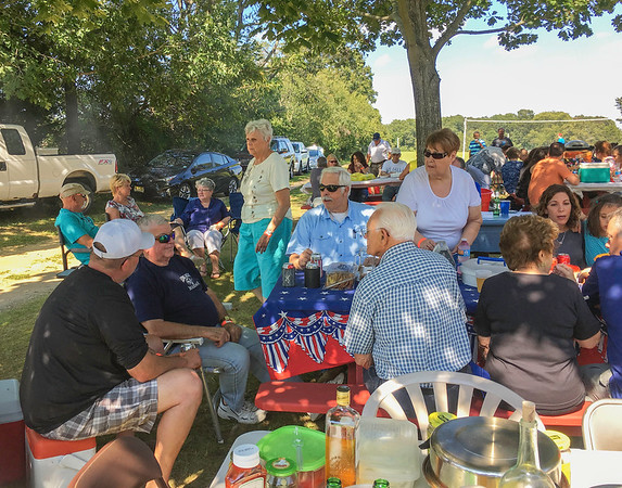 Labor Day 2017 With the Smiths, Michelle, Marcos and Beth, and the Ukrainian  Catholics