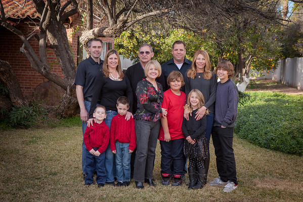 Gereb Family